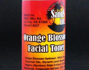 Orange Blossom Facial Toner