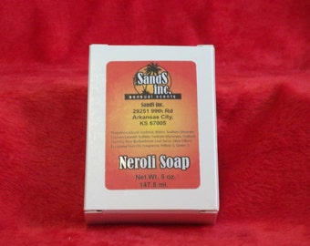 Neroli Soap