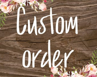 Custom Sign - Love Never Fails 24x36