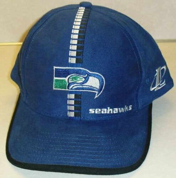 Seattle Seahawks Vintage pro line Logo Athletic Ad