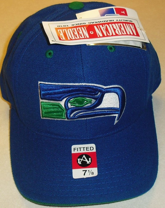 Seattle Seahawks vintage 90s American Needle Fitte