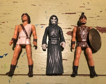 Clash of the Titans Action Figures