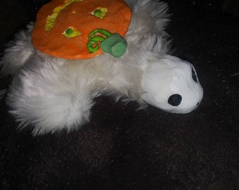 Skelly the halloween seaturtle