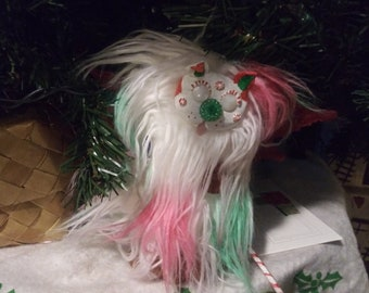 Puppermint, hobgoblin, Christmas, artdoll