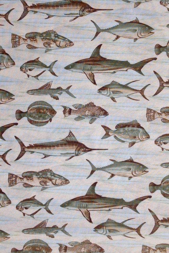Le bandana de pêcheur