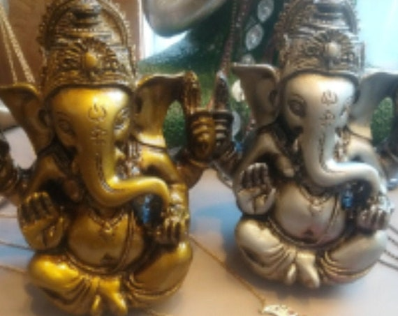 Ganesh figurine