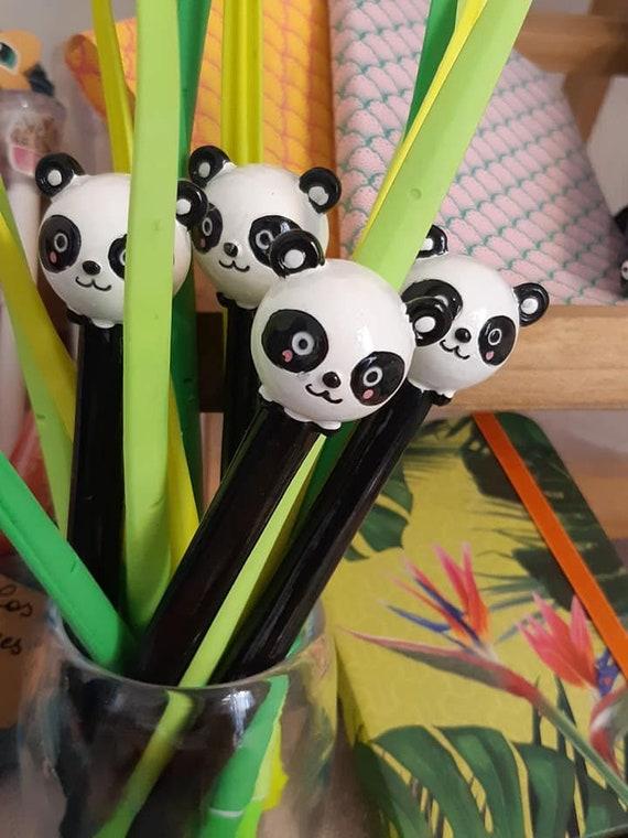 stylo panda mignon cute