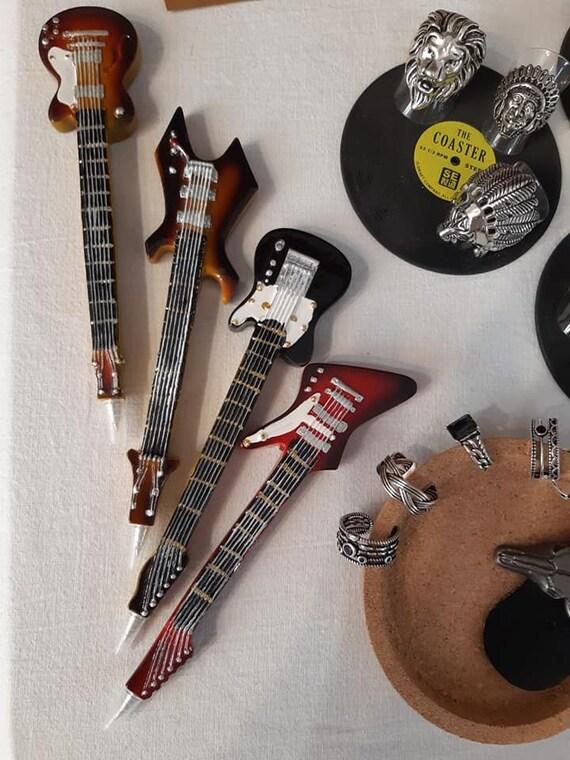 stylo guitare