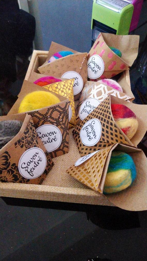 Craft hushed soaps