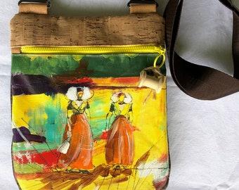 Phone bag, colorful