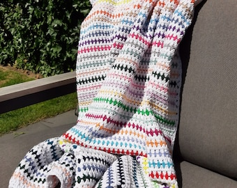 Delicious cheerful blanket