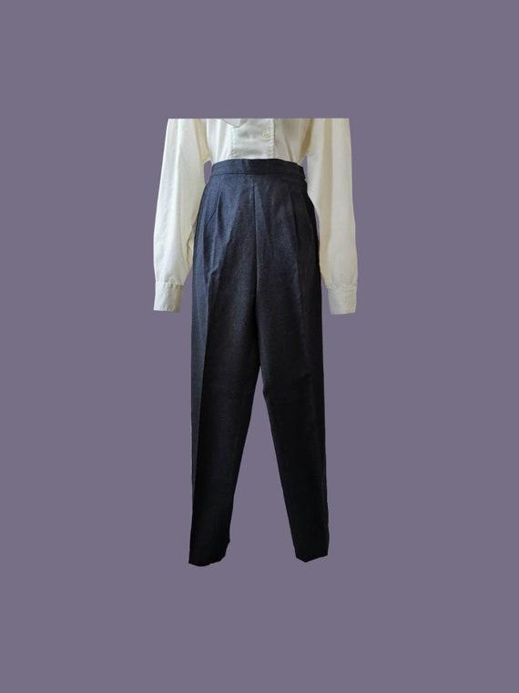 Vintage Cacharel Pleated Pants / Cacharel Pants /