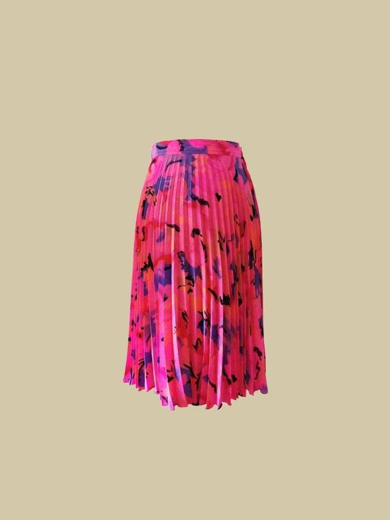 Vintage Ungaro Skirt / Emanuel Ungaro Skirt / Plea