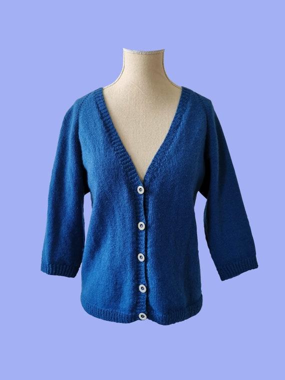 Vintage  50s Cardigan / 50s Cardigan / 50s Sweater