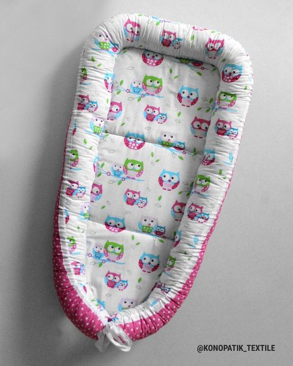 kuscheln sie babynest zwei gr en baby nest baby cocoon co etsy. Black Bedroom Furniture Sets. Home Design Ideas