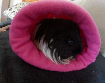 Guinea Pig Fleece Tunnel