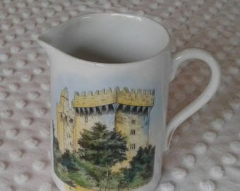 Irish Blarney castle creamer