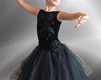Beautiful Girls Ballroom Dress 'Olivia'
