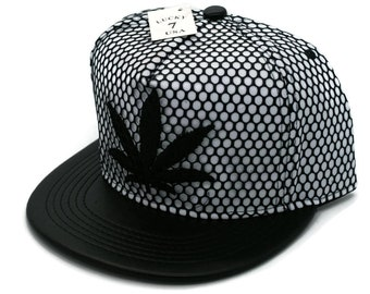 Snapback Hats for Men /& Women Cross Lifeline D Embroidery Cotton Snapback Black