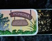 Pomona Loose Leaf Tea - Ceylon Sonata, Ginger, Lemon Balm, and Rooibos Citron - Custom Blend Loose Leaf Tea - Fandom Tea Blend - Custom Tea