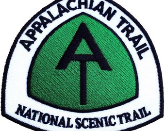 Appalachian Trail Souvenir Patch Virginia