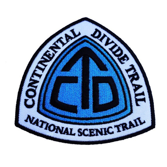 Appalachian Trail National Scenic Trail Sew On Embroidered Patch