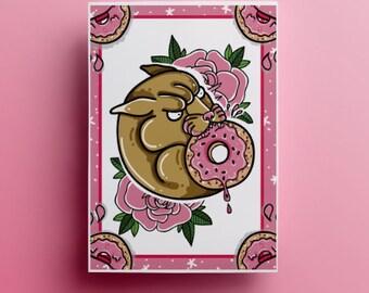 Donut Lyfe!