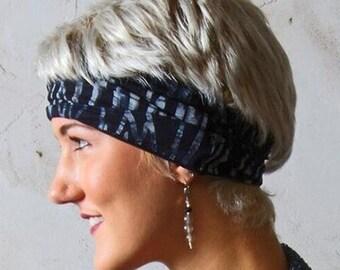 68013b3c9a1e61 Wrapsody Headband in Black Bamboo