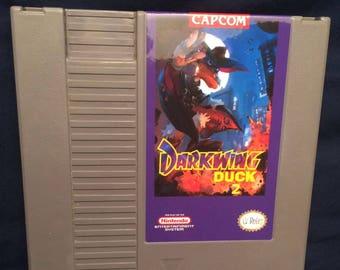 Darkwing Duck 2 NES Game