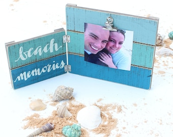 Summer Beach Memories Picture Frame