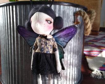 Nabi- handmade doll, ooak doll, art doll, doll