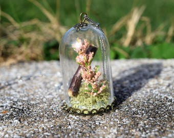 Nature Dome Necklace