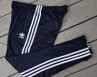 f32215da5d71b Adidas pants   Etsy