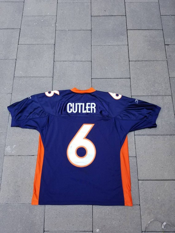 Chicago Bears Reebok Football Jersey 6 Jay Cutler Size 50 XL  1eb80a7b0