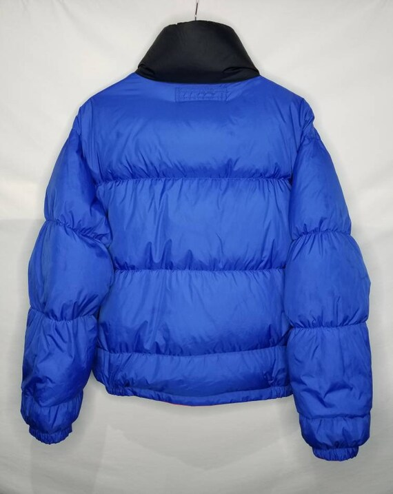 Vintage Nautica Competition Down Filled Reversibl… - image 5