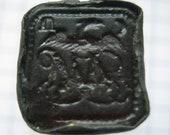 seal ring 18th century (initials AK)