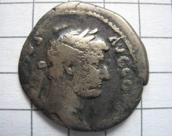 Denarius of the Emperor Adrian