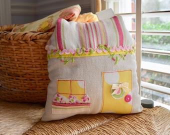 Lion Pillow Cow Pillow Animal Pillow Cover Sewing Pattern Bear Pillow Fun Kids Pillow Pattern Dragon Butterick 337 UNCUT