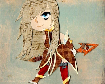 Tales of the Abyss: Tear Chibi