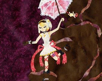 Tales of Zestiria: Edna Print