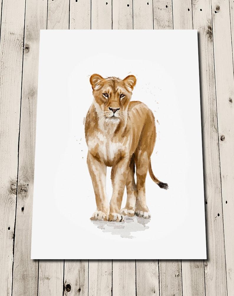 "REAL Prints /""Lion Fur/""  /""Lion Fluff/"" Photo Art Stuffed Lion Face Digital-Email"
