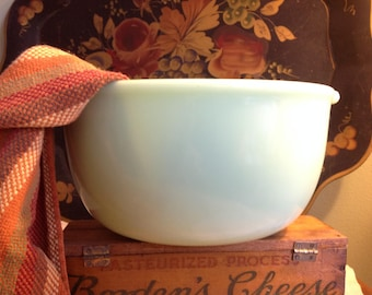 Vintage Jadeite Mixing Bowl