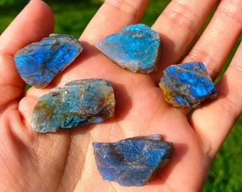 raw labradorite, raw natural labradorite, real labradorite, chakra stones, healing labradorite, rough labradorite, elf kendal hippies blue