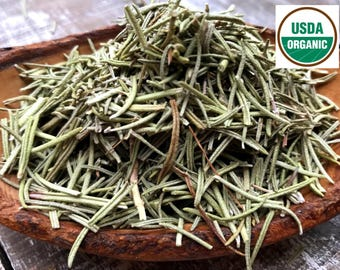 ORGANIC ROSEMARY LEAF, rosemary officinalis