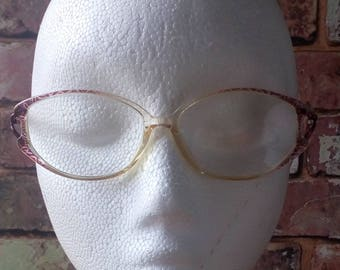 Vintage LOZZA  eyeglasses model no. VL1723 - pre owned, excellent condition