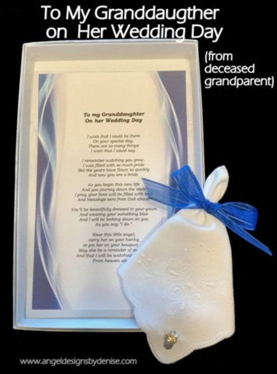 poems for my granddaughter