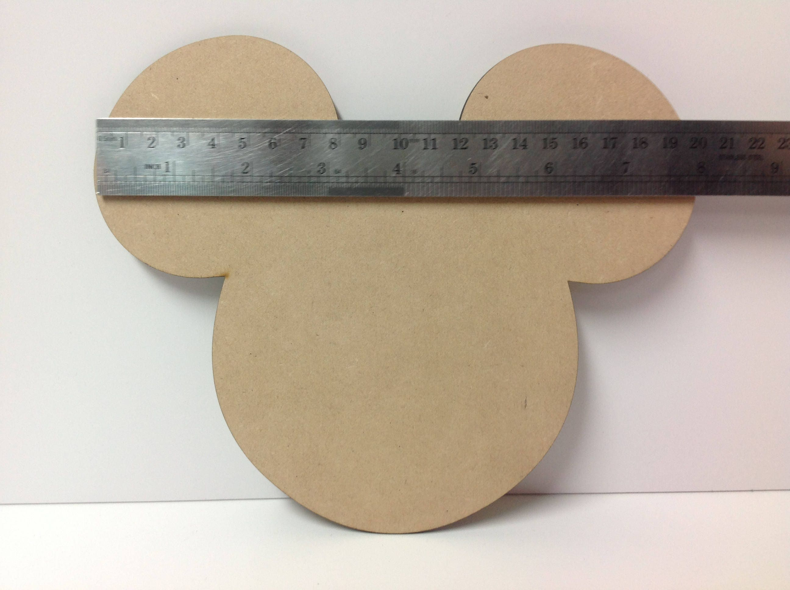 6108acdf2cb Mickey Mouse Face