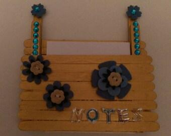 Note Holder - Magnetic