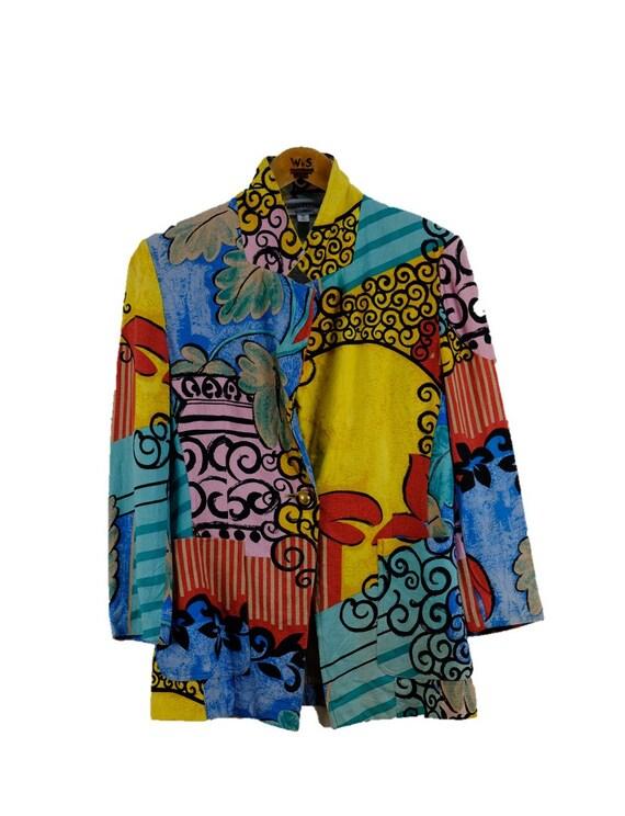 Vintage Louis Feraud Paris Jacket