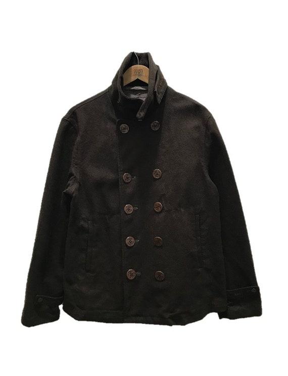 Vintage Futura Laboratories Wool Jacket